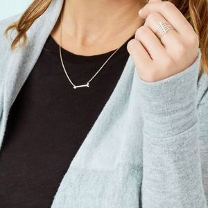 Stella and Dot On The Mark Arrow Necklace